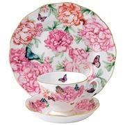 Royal Albert - Miranda Kerr Gratitude Teacup, Saucer & Plate