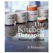 Book - The Kitchen Therapist