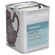 Henry Langdon - Peppermint Tea