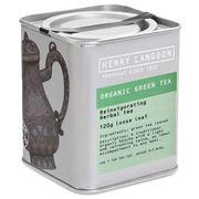 Henry Langdon - Organic Green Tea
