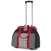 Florence Broadhurst - Patchwork Trolley Bag