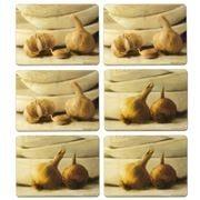 Seagull Studios - Garlic & Onion Placemat Set 6pce