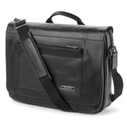 Samsonite - Business Savio III Leather Messenger Bag