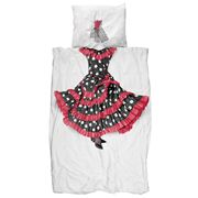 Snurk - Flamenco Single Quilt Cover Set
