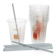 Meri-Meri - Fundamental Cups & Straws