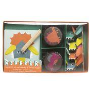 Meri-Meri - Dinosaur Cupcake Kit