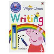 Book - Practice With Peppa Pig Wipe Clean Writing Book