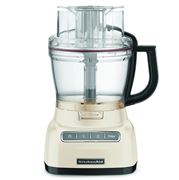 KitchenAid - ExactSlice Food Processor KFP1333 Almond