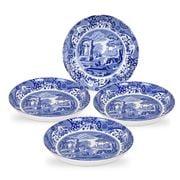 Spode - Blue Italian Pasta Bowl Set 4pce