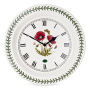 Portmeirion - Botanic Garden Poppies Wall Clock