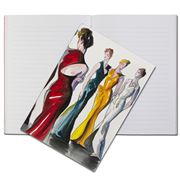 Metropolitan Museum Of Art - Evening Dresses Notebook