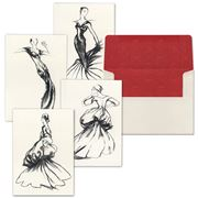 Metropolitan Museum of Art - Illustrations Notecard Set
