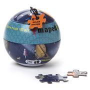 Purple Cow - Mapedia Solar System Jigsaw Puzzle 100pce
