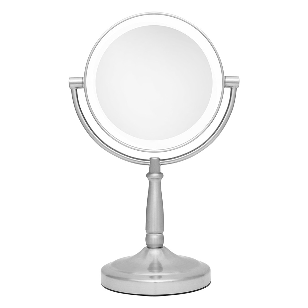 Zadro Lighted Vanity Mirror With 1x 10x Magnification