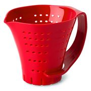 Chef's Planet - Red Measuring Colander 3 Cup
