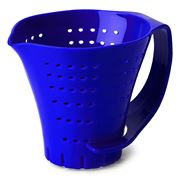 Chef's Planet - Blue Measuring Colander 3 Cup