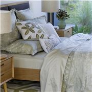 Linen & Moore - Capri Quilt Cover Set Queen