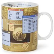 Konitz - Mugs of Knowledge Computer Science Mug