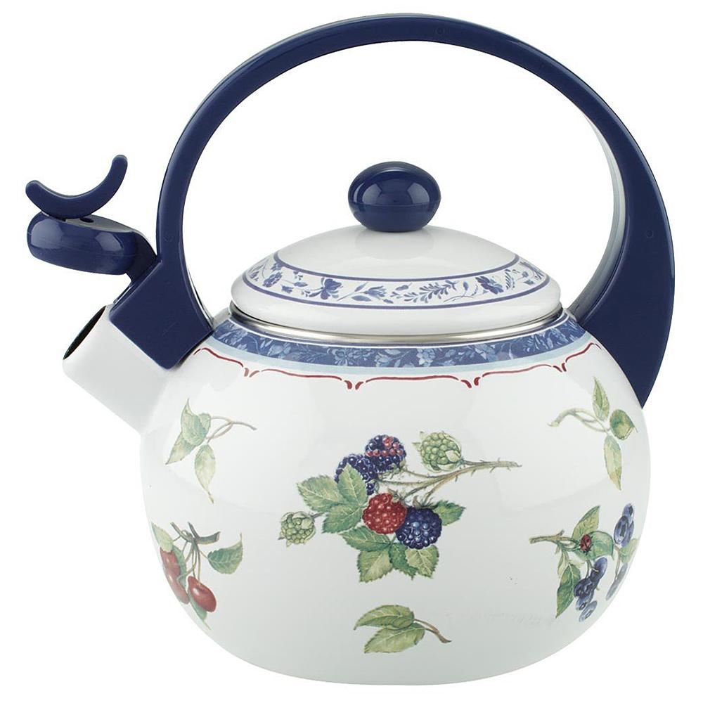 vb  cottage stovetop tea kettle  peter's of kensington -