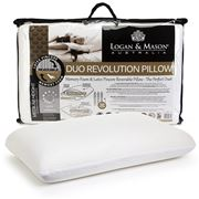 Logan & Mason - Duo Revolution Pillow