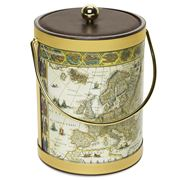 Mr Ice Bucket - World Map Ice Bucket