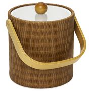 Mr Ice Bucket - Wicker Peanut Ice Bucket