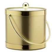 Mr Ice Bucket - Brushed Metal Gold Ice Bucket