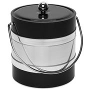 Mr Ice Bucket - Patent Black Ice Bucket