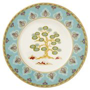V&B - Samarkand Aquamarine Bread and Butter Plate