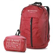 Caribee - Foldaway Red Day Pack