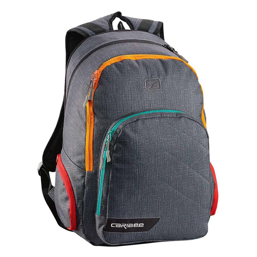 caribee bombora black backpack peter 39 s of kensington. Black Bedroom Furniture Sets. Home Design Ideas
