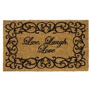 Kenware - Lifestyle Laugh Doormat 45x75cm