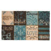 Kenware - Lifestyle Reflect Doormat 45x75cm