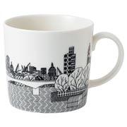 Royal Doulton - Charlene Mullen London Calling Bridge Mug