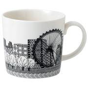 Royal Doulton - Charlene Mullen London Calling Eye Mug