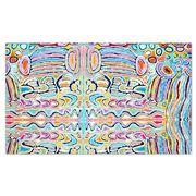 Alperstein - Judy Watson Mina Mina Dreaming Tea Towel