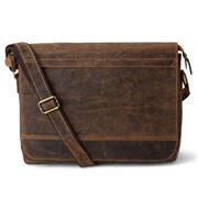 Greenburry Leather - Vintage Extra Large Messenger Bag