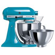 KitchenAid - Artisan KSM160 Crystal Blue Stand Mixer