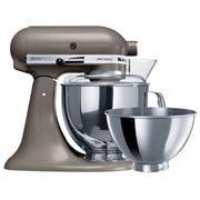 KitchenAid - Artisan KSM160 Cocoa Silver Stand Mixer