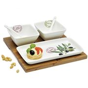 Easy Life - Olive Collection Appetiser Set