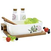 Easy Life - Olive Collection Complete Salad Set