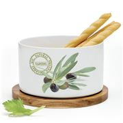 Easy Life - Olive Collection Medium Serving Bowl
