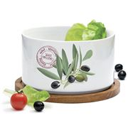 Easy Life - Olive Collection Large Serving Bowl