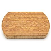 Larchwood - Curved End Grain Chopping Board