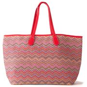 Makaron - Zigzag Sunset Tote Bag