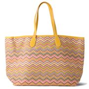 Makaron - Zigzag Sunny Tote Bag