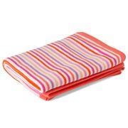 D Lux - Rainbow Knit Floss Bassinet Blanket