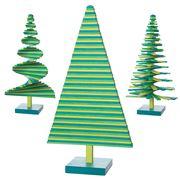 Areaware - Infinite Tree Green