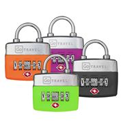 Go Travel - Birthday Combination Lock