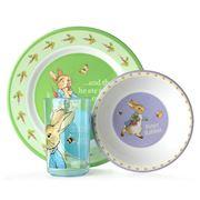 Peter Rabbit - Dinner Set 3pce